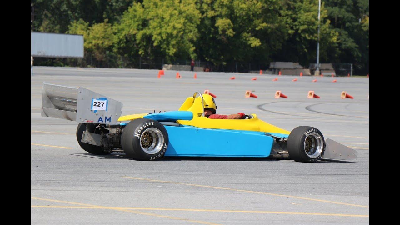 Driver Comparison SCCA Farm Show Autocross A Mod 09 15 13