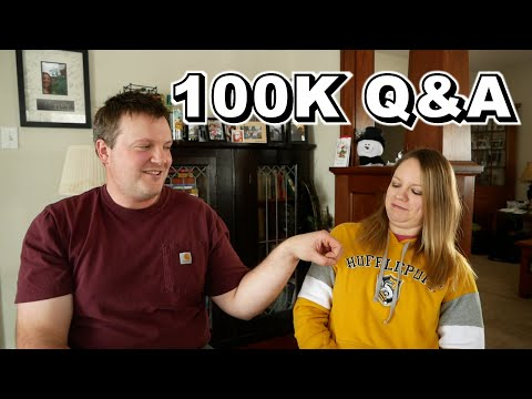 100K Subscribers Q&A Video