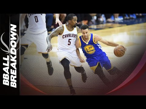 Why Steph Curry Is Better At Shooting Guard In The NBA Finals
