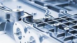 Dosieren einer Dichtung für die Leistungselektronik im Elektromotor | Scheugenpflug AG