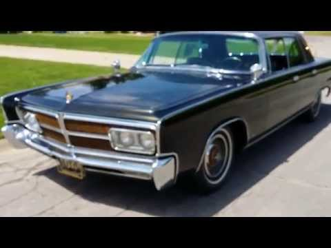 1965 Imperial Le Baron for sale $19,500.00 auto appraisal Sandusky Michigan