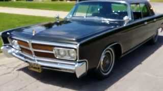 1965 Imperial Le Baron for sale $19,500.00 auto appraisal Sandusky Michigan