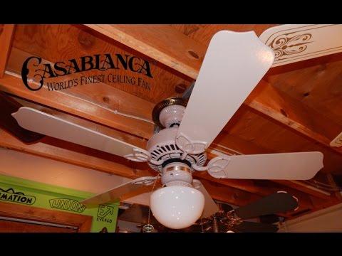 Casablanca Ventura Ii Ceiling Fan Doovi