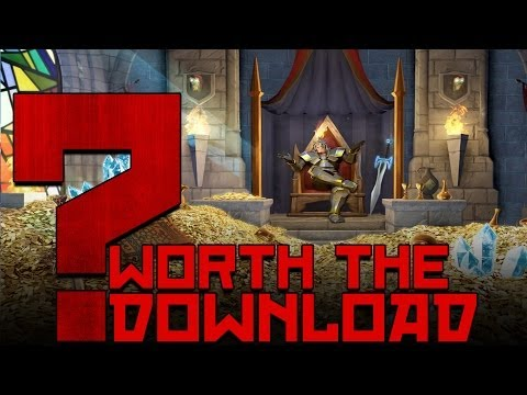 The Mighty Quest For Epic Loot - Worth The Download?