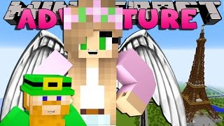 Minecraft - Little Kelly Adventures : I GOT MAGIC WINGS!