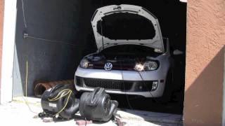 USP Motorsports APR Stage 3 v2.0 VW GTI MK6 2.0T TSI Software Update Testing!!