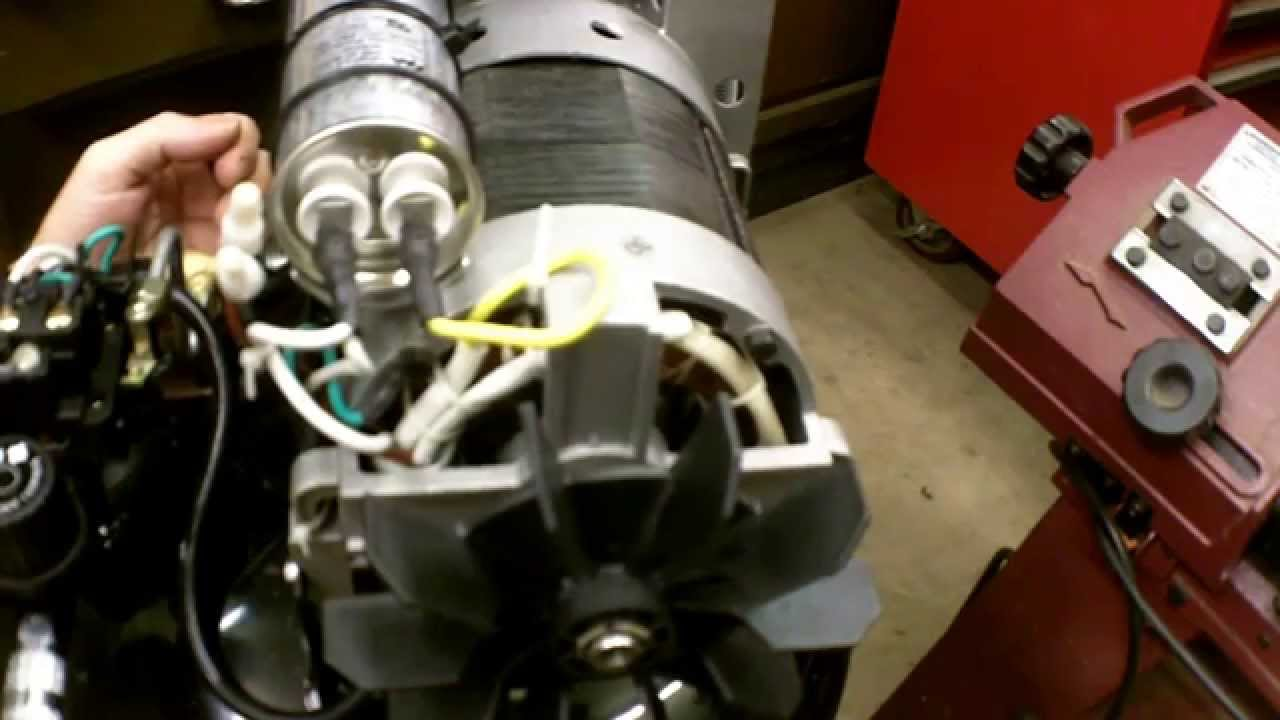 part 2 3 harbor freight 21 gal air compressor review item 61454 youtube [ 1280 x 720 Pixel ]