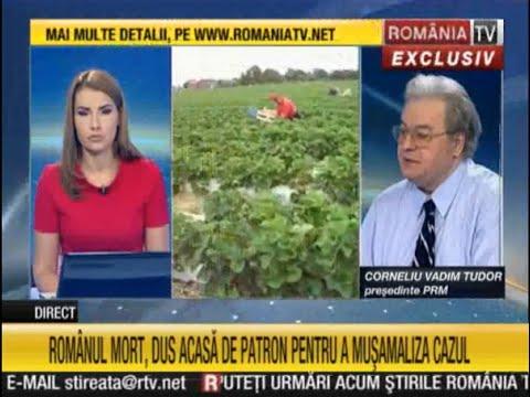 RomaniaTV, 4 Septembrie 2015, interventie telefonica