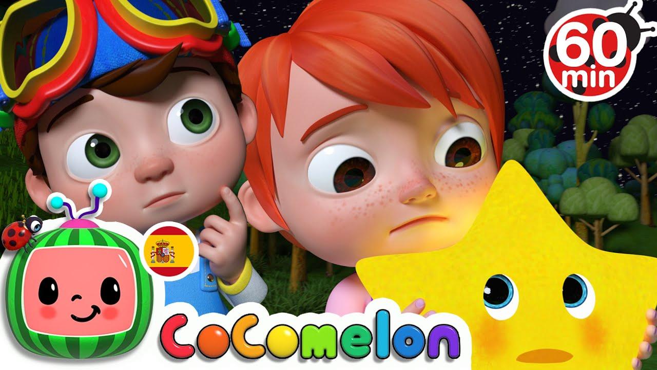 CoComelon en Español | Estrellita dónde estás | Compilación de Canciones Infantiles