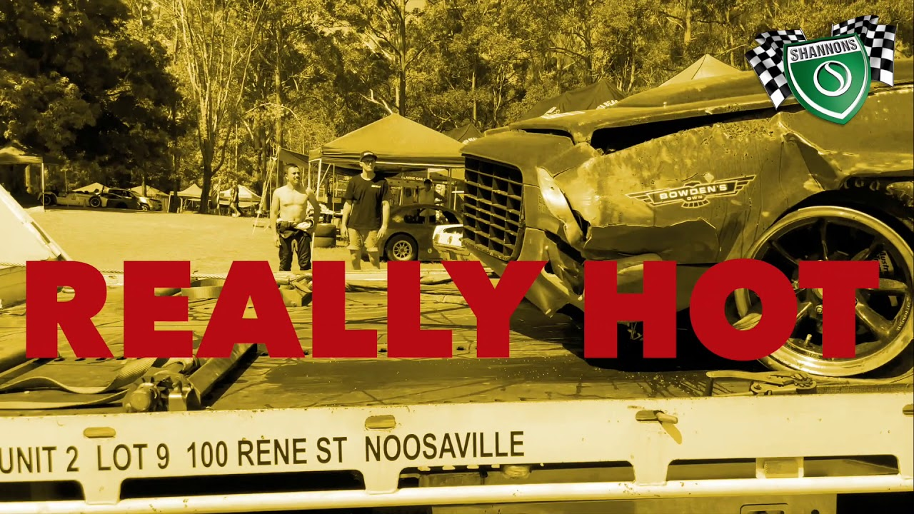 Shannons Muscle Cars - Noosa Hill Climb Summer 2020