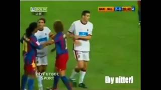 Carlos Puyol's Respect Level & His passion level for his former team mate LegendDinho.....