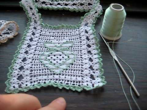 Polyester Crochet Thread And Motifs Youtube