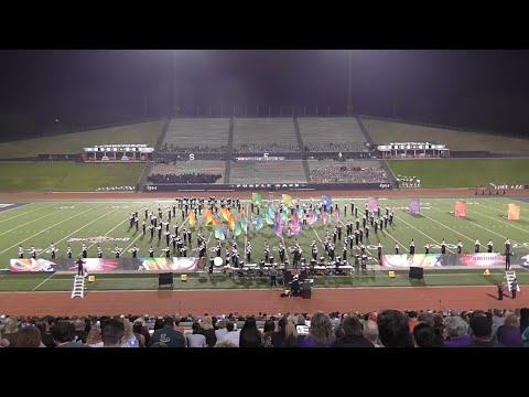 Tyler Lee HS Marching Contest 2019