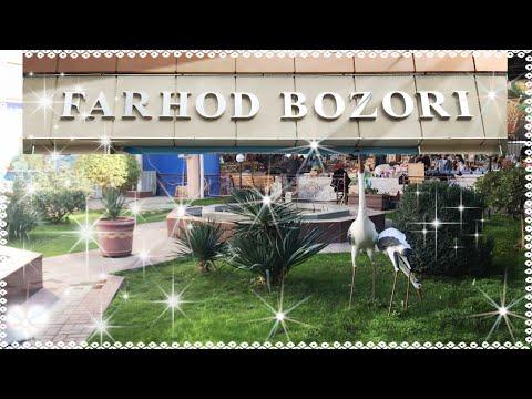 ТАШКЕНТ ФАРХАДСКИЙ РЫНОК #FARHODBOZORI