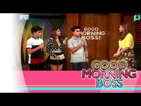 [Good Morning Boss] Panayam sa Panayam sa G-Voiz [10|14|15]