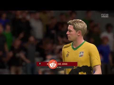 BEST FIFA 20 FAILS – FUNNY MOMENTS #9(FAILS,GOALS)