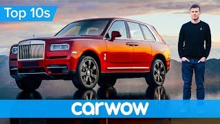 All-new Rolls-Royce SUV revealed - see why the Cullinan is the poshest 4x4 ever! | Top 10s