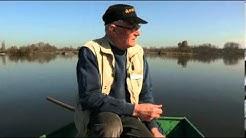 Balade en barque dans les étangs de Mareuil-Caubert