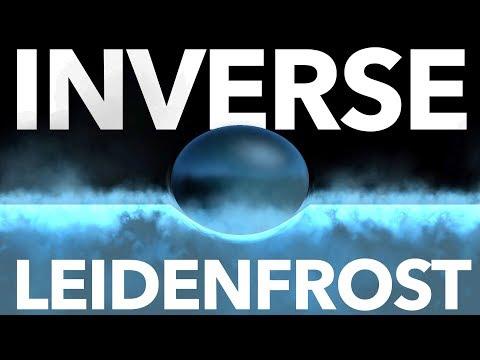 The Inverse Leidenfrost Effect