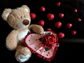 The Most Romantic Valentine's Day Candy Wrapper / Valentine's day gift / Cadeau de la Saint-Valentin