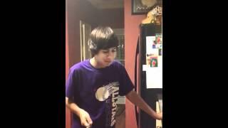 Food Challenge: Cinnamon Challenge FAIL!