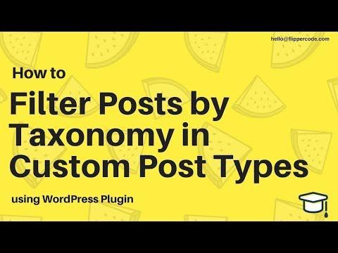 WordPress Theme Development Custom Post Type and Custom Taxonomy in bangla tutorial