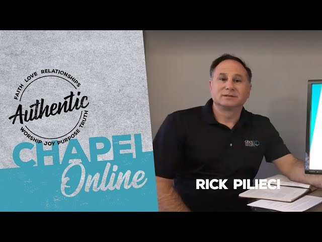 A Time That Calls for Refreshed Hearts | Rick Pilieci