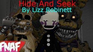Fnaf SFM Hide And Seak By Lizz Robinett Music Video Join Us For Revenge