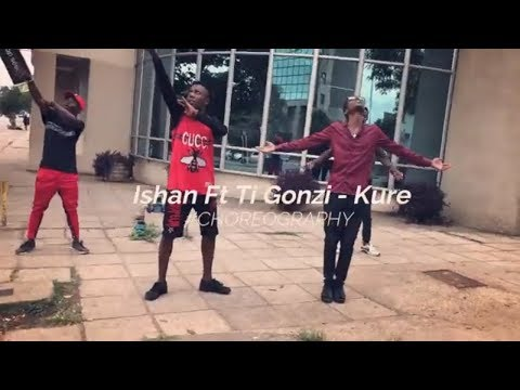 Ishan Ft Ti Gonzi - Kure MixTape Dance Video (support🙏🏽 With A Like/comment/subscribe)