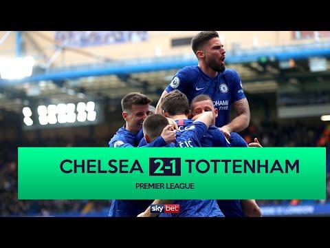 LIVE: Chelsea vs Tottenham | Can Lampard Get Revenge On Jose?!