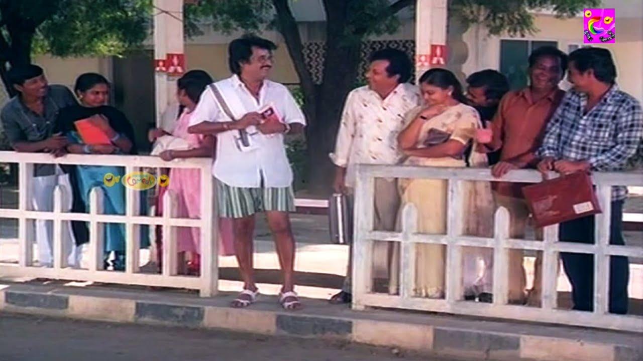 ரஜினிகாந்த் ரசிகர்கள் மறக்க முடியாத சினிமா காட்சி | Rajinikanth Super Scenes | Rajini Comedy Scenes