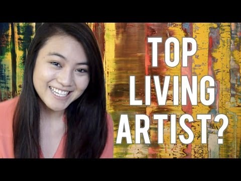 most-well-known-famous-living-artists
