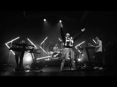 "Little Dragon ""Cat Rider"" LIVE @ The Observatory 10.27.14"