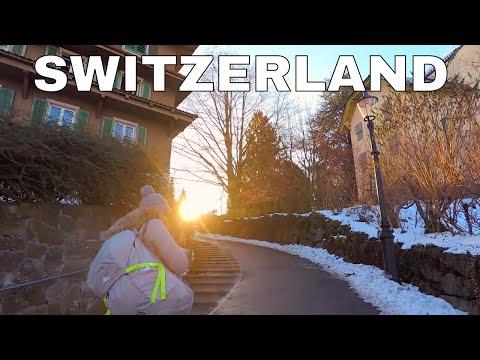 Switzerland: Basel and Lucern - GoPro Trip | famisigo