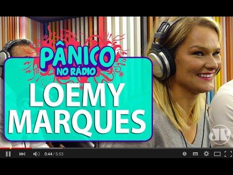 Loemy Marques conta como iniciou o vício no crack   Pânico