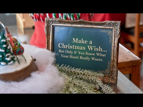 Christmas In Evergreen Letters To Santa.Tinsel Trivia Songs Christmas In Evergreen Letters To Santa Hallmark Channel