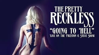"Pretty Reckless - ""Going To Hell"" (live on the Preston & Steve Show on 93.3 WMMR)"