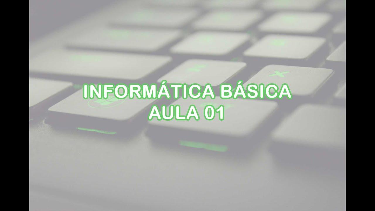 Curso De Informatica Basica Online E Gratuito Ew Cursos