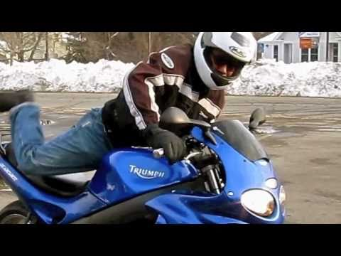the definitive ode to triumph sprint 955i movie (with powermax