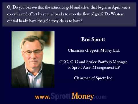 Ask the Expert - Eric Sprott - Sprott Money News