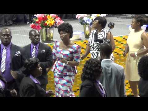 2015 NORTH AMERICA GHANAIAN S.D.A CHURCHES CAMP MEETING - MUSICAL CONCERT, OHIO ZONE-4