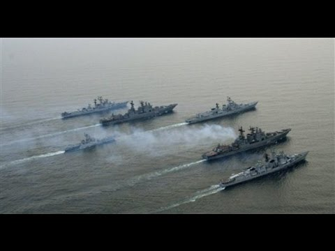 TIB - Russian warships pass through English Channel