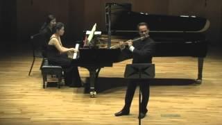 W.A. Mozart: Flute Concerto in D-major, K. 314. I. Allegro aperto (Mathieu Dufour, flute)