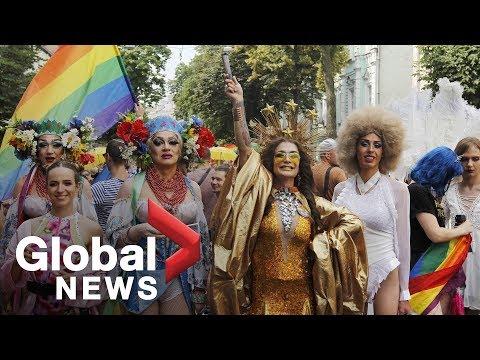 Pride: How LGBTQ2 communities across the globe are celebrating