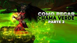 boss final tutorial para chama verde bruxo destruio 503 completo parte 2 pt br