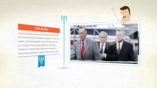 All About Jeb Bush - US Presidential Election 2016 | Republican Candidate