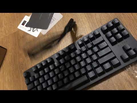 Клавиатура проводная Razer Huntsman Tournament Edition ENG (RZ03-03080100-R3M1)