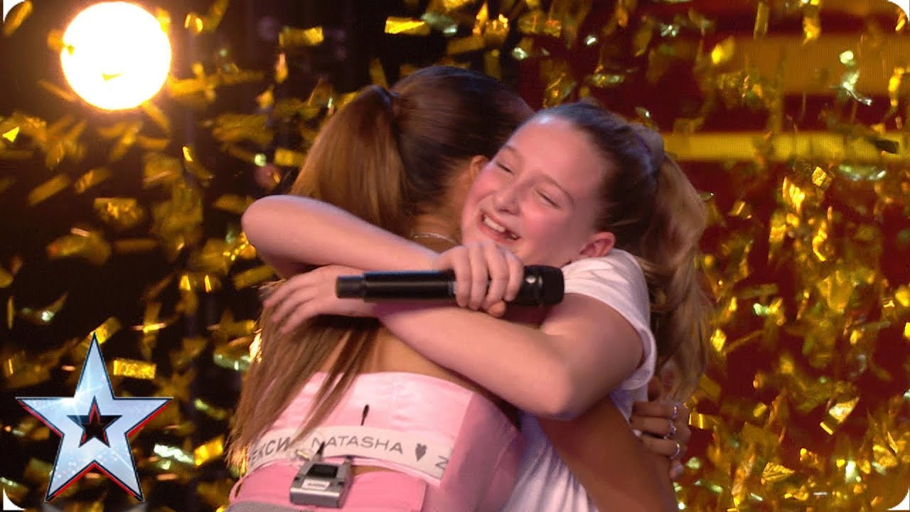 Ten-year-old Giorgia gets Alesha's GOLDEN BUZZER with MIND-BLOWING vocals! | Auditions | BGT 20