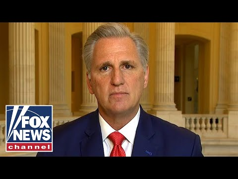 McCarthy rips Pelosi's