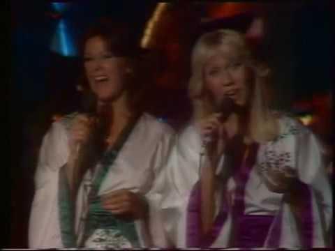 ABBA - Happy Hawaï (live in London, 1977)